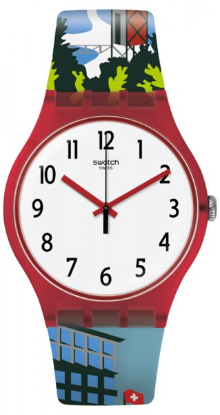 Swatch SUOZ320