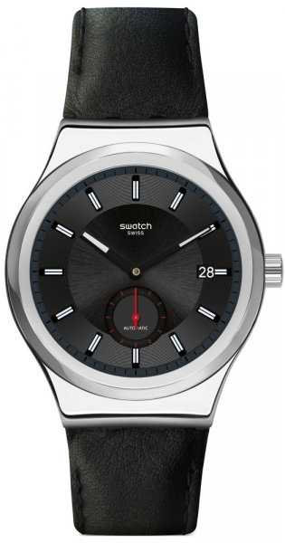 Swatch SY23S400 Sistem 51 PETITE SECONDE BLACK