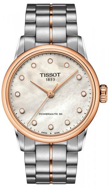 Tissot T086.207.22.116.00 Luxury LUXURY POWERMATIC 80 LADY