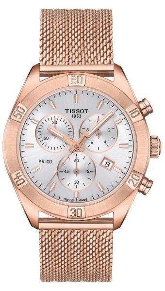 Zegarek damski Tissot pr 100 T101.917.33.031.00 - duże 1
