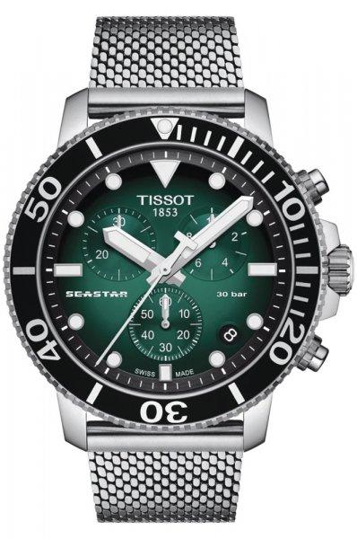 Zegarek Tissot T120.417.11.091.00 - duże 1