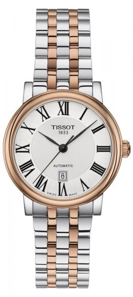 Zegarek damski Tissot carson T122.207.22.033.00 - duże 1