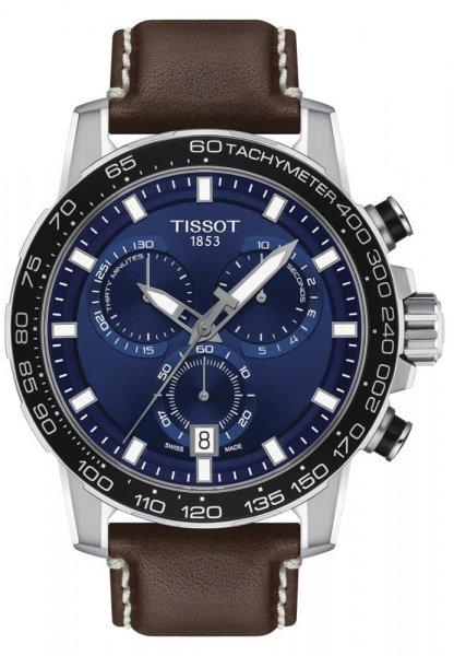 Zegarek męski Tissot seastar 1000 T125.617.16.041.00 - duże 1