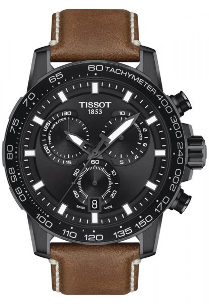 Zegarek męski Tissot seastar 1000 T125.617.36.051.01 - duże 1
