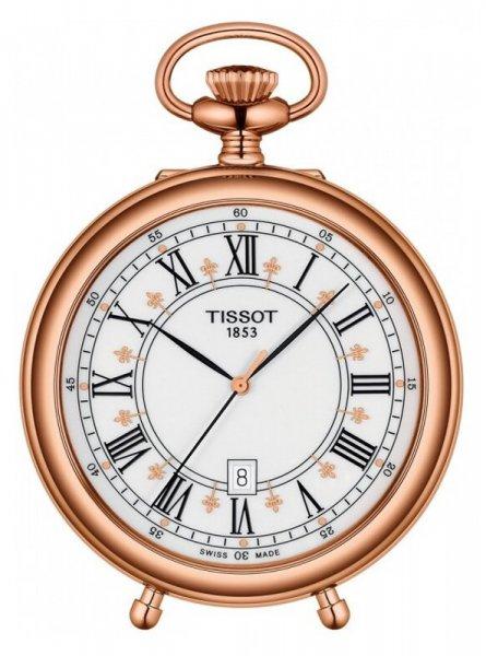 Zegarek męski Tissot pocket T866.410.99.013.01 - duże 1