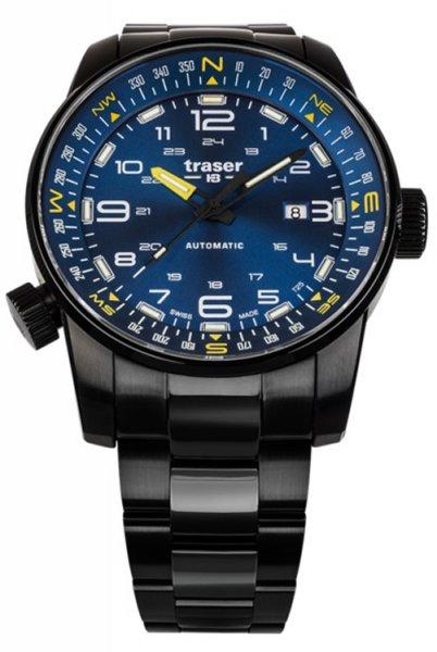 Zegarek męski Traser p68 pathfinder automatic TS-109523 - duże 1