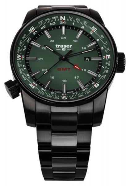 Zegarek męski Traser p68 pathfinder automatic TS-109525 - duże 1