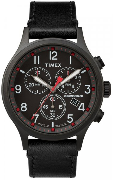 Timex TW2R65800 Classic Scout Chronograph