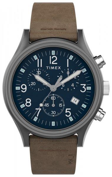 Zegarek męski Timex mk1 TW2T68000 - duże 1