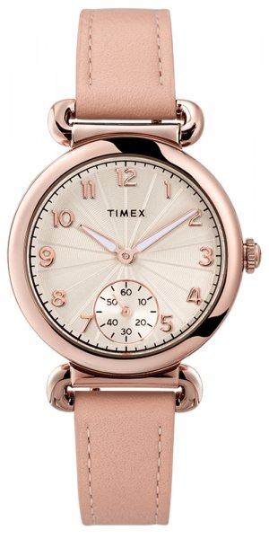 Zegarek damski Timex model 23 TW2T88400 - duże 1