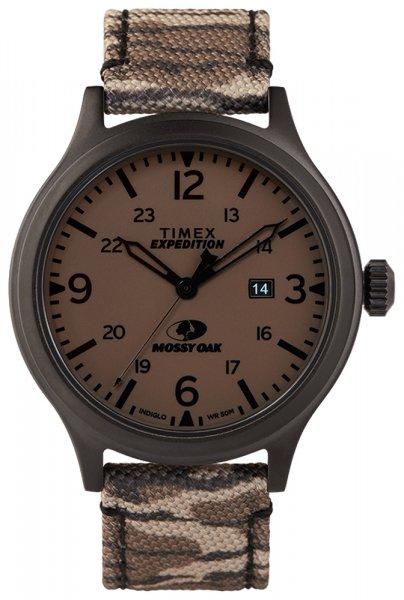 Zegarek męski Timex expedition TW2U20900 - duże 1