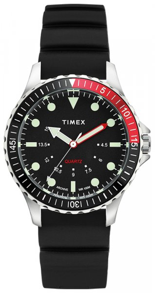 Zegarek męski Timex navi TW2U25700 - duże 1