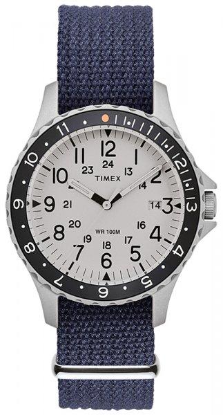 Zegarek męski Timex navi TW2U26100 - duże 1