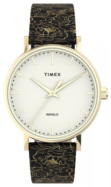 Timex TW2U40700 Fairfield Fairfield Floral 37mm