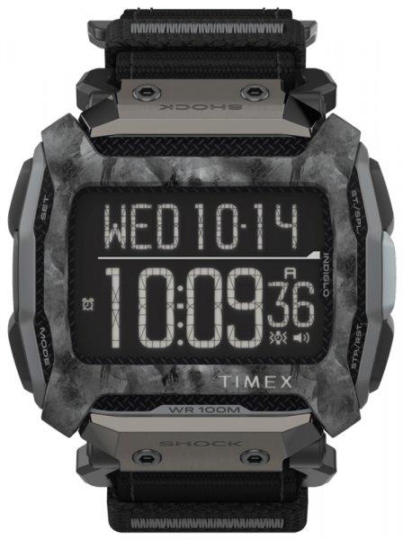 Zegarek męski Timex command TW5M28500 - duże 1