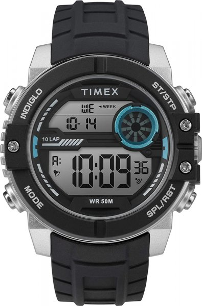 Zegarek męski Timex dgtl sphere TW5M34600 - duże 1
