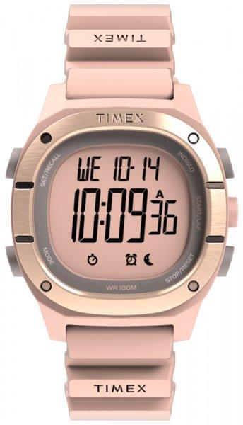 Zegarek damski Timex command TW5M35700 - duże 1
