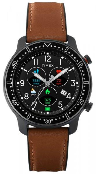 Zegarek męski Timex metropolitan TW5M43100 - duże 1