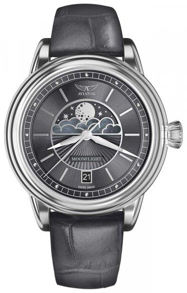 Zegarek Aviator V.1.33.0.254.4 - duże 1