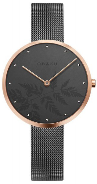 Zegarek Obaku Denmark V219LXVKMJ - duże 1