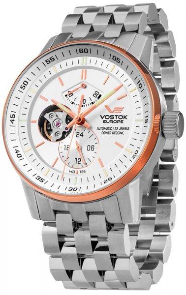 Vostok Europe YN84-565E550B