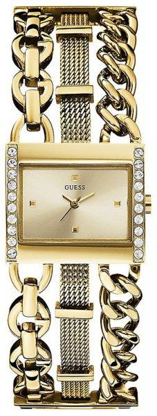 Zegarek damski Guess bransoleta W0433L2 - duże 1