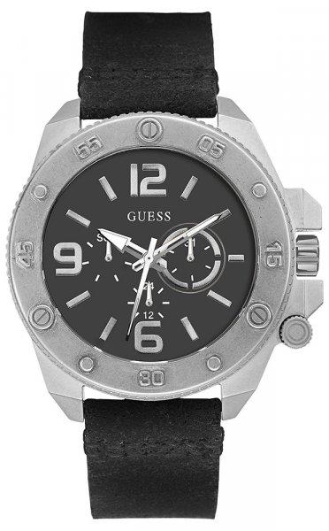 Zegarek męski Guess pasek W0659G1 - duże 1