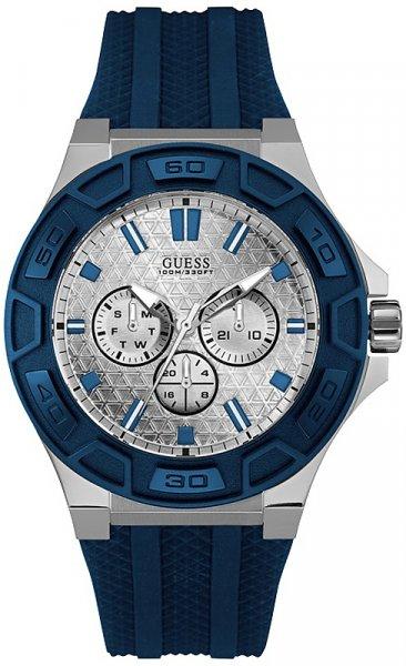 Zegarek męski Guess pasek W0674G4 - duże 1