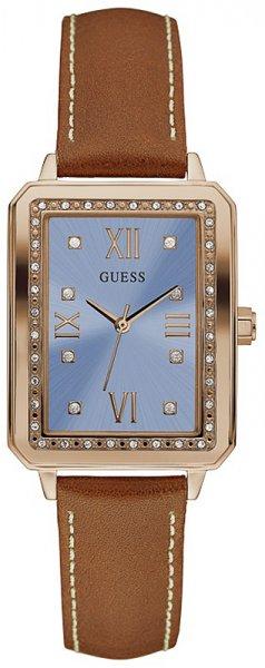 Zegarek damski Guess pasek W0841L2 - duże 1