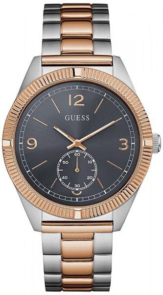 Zegarek męski Guess bransoleta  - duże 1
