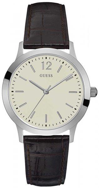 Zegarek męski Guess pasek W0922G2 - duże 1