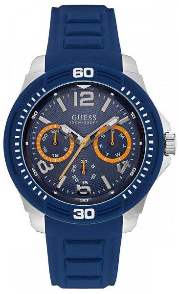 Zegarek Guess W0967G2 - duże 1