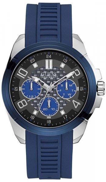 Zegarek męski Guess pasek W1050G1 - duże 1
