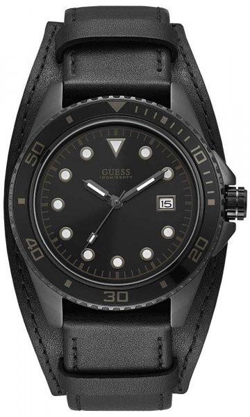 Zegarek męski Guess pasek W1051G4 - duże 1