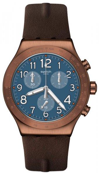 Zegarek męski Swatch irony chrono YVC100 - duże 1