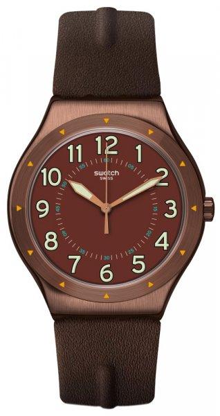 Zegarek męski Swatch irony big classic YWC100 - duże 1