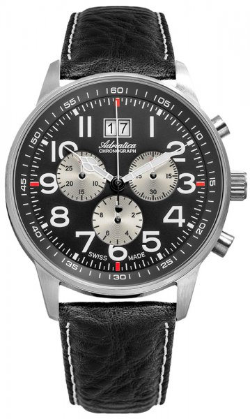 A1076.5224CHSIL - zegarek męski - duże 3