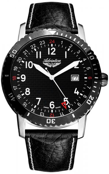 Zegarek Adriatica A1088.Y224Q - duże 1