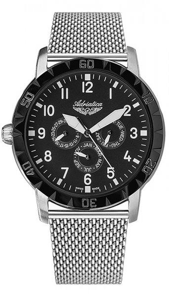 Zegarek Adriatica A1108.Y124QF - duże 1