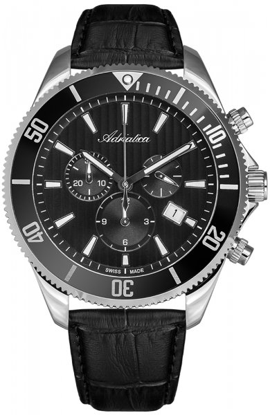 Zegarek Adriatica A1139.5214CH - duże 1