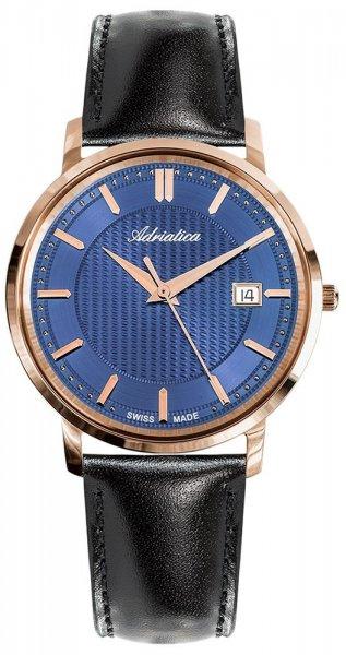 Zegarek Adriatica A1277.9215Q - duże 1