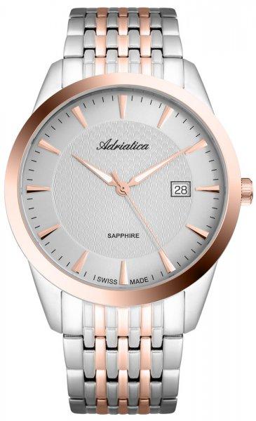 Zegarek Adriatica A1288.R117Q - duże 1