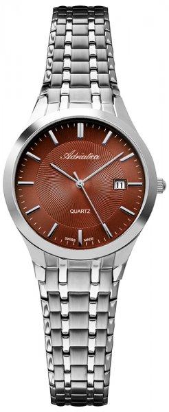 Zegarek damski Adriatica bransoleta A3136.511GQ - duże 3