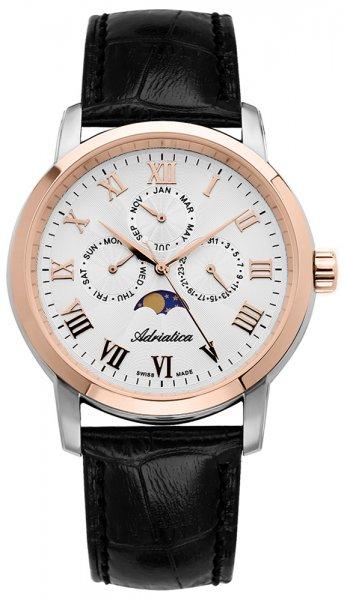 Zegarek Adriatica A8134.R233QF - duże 1