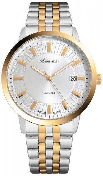 A8164.2113Q - zegarek męski - duże 3