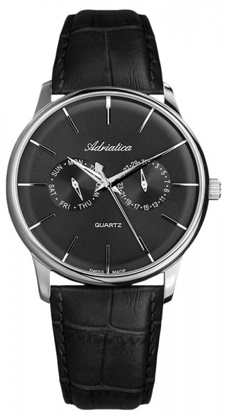 Zegarek Adriatica A8243.5214QF - duże 1
