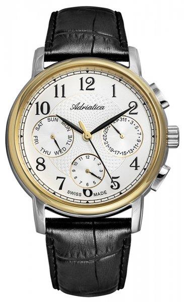 A8256.2223QF - zegarek męski - duże 3