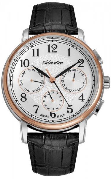 Zegarek Adriatica  A8256.R223QFXL - duże 1