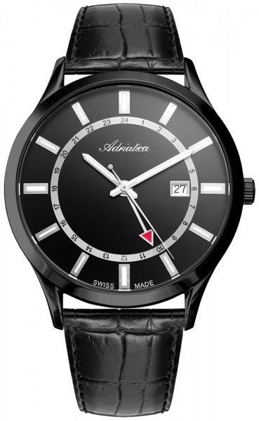 Zegarek męski Adriatica pasek A8289.B214Q - duże 1