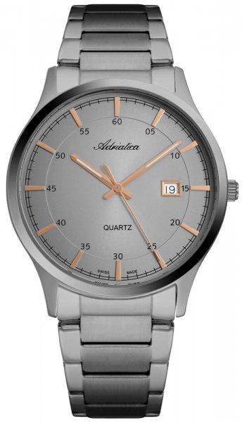 Zegarek Adriatica A8302.S1R7Q - duże 1